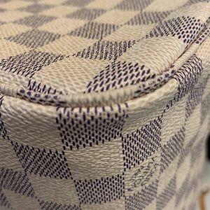 Louis Vuitton Bags - Authentic Louis Vuitton Neverfull MM Damier Azur